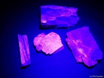 UV Fluoreszenz