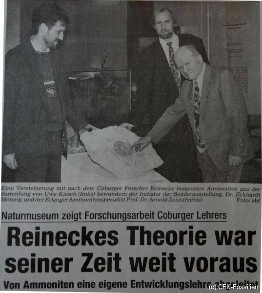 Presse 1993 Reinecke
