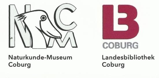 Logo Landes Bibliothek und Naturkunde Museum