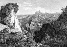 K800_Abb4-Gossweinstein-Album-der-Fraenkischen-Schweiz-1840